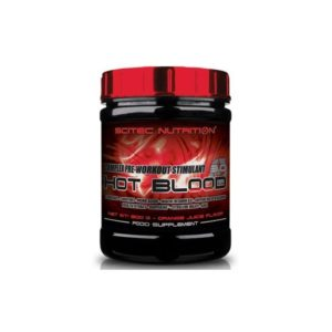 Scitec Nutrition Hot Blood Pre Workout