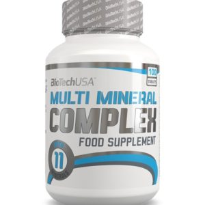 Biotech USA Multi Mineral Complex Food Supplement