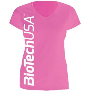 T-Shirt Biotech Usa Rose