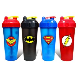 photo des Shaker DC Comics