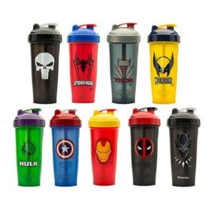 photo des Shaker Marvel
