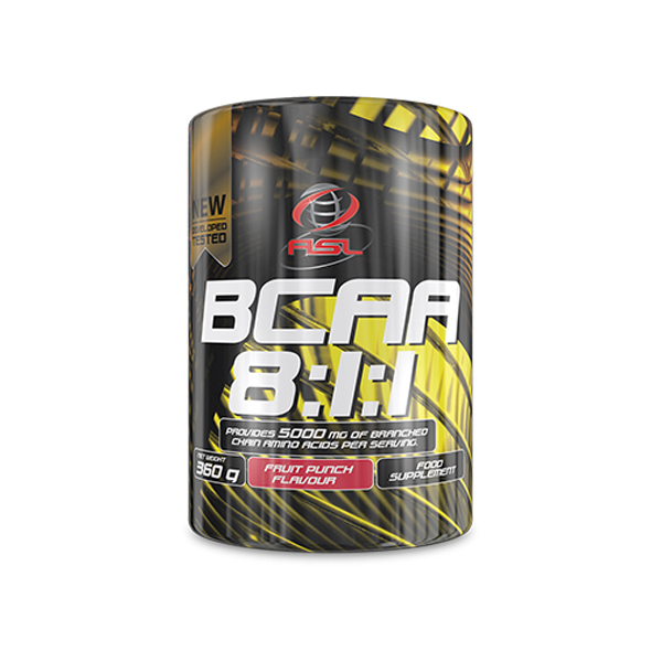 Bcaa 8 1 1 All Sports Labs