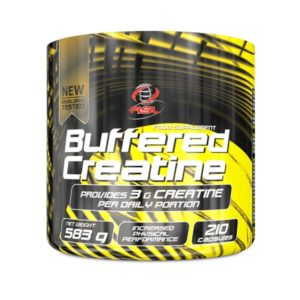 photo de buffered creatine asl