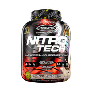 Nitro Tech Muscletech