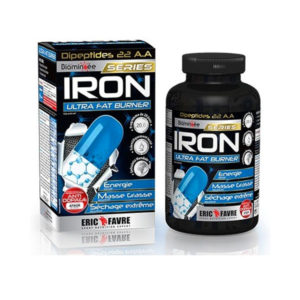 photo de IRON ULTRA FAT BURNER