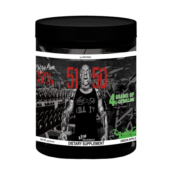 Booster pre-workout 5150 5% nutrition