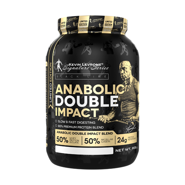 Anabolic Double Impact 908 Kevin Levrone