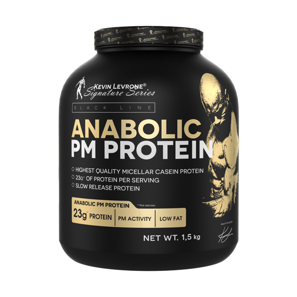 Anabolic Pm Protein & ( Kevin Levrone