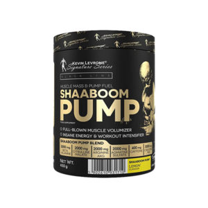 Shaaboom Pump Kevin Levrone