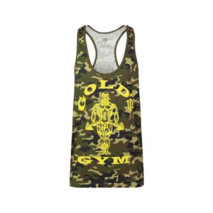 Stringer Gold Gym Camo