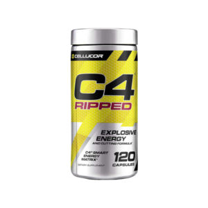 C4 Ripped 120 Capsules Cellucor