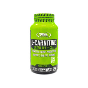 L Carnitine Green Tea Cla Real Pharm