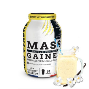 Mass Gainer Native Protein Eric Favre