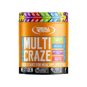 Multi Craze Real Pharm