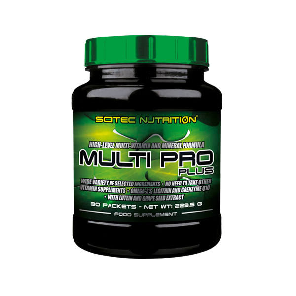Multi Pro Plus 30 Packets Scitec Nutrition