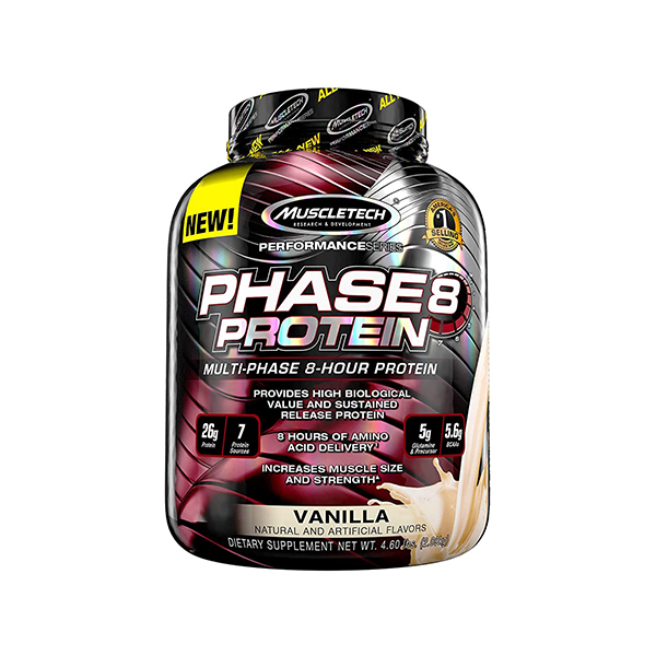 Phase 8 Muscletech