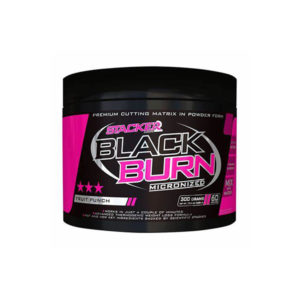 Black Burn Stacker2 Powder